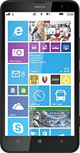 Nokia Lumia 1320 6 inch 8GB Sim Free Unlocked Windows Smartphone - Black