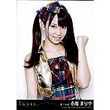 AKB48公式生写真風は吹いている劇場盤【永尾まりや】