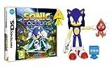 echange, troc Sonic colours + figurine