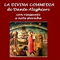 La Divina Commedia [The Divine Comedy] (       UNABRIDGED) by Dante Alighieri Narrated by Silvia Cecchini
