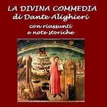 La Divina Commedia [The Divine Comedy] (       UNABRIDGED) by Dante Alighieri Narrated by Silvia Cecchini