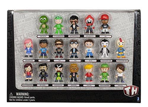 Tube Heroes Mini-Figure Collector Pack