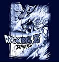 Dragon Ball Z Taiketsu Navy Blue T-shirt
