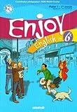 English in 6e Enjoy (1CD audio)