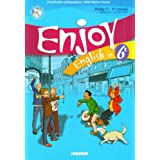 English in 6e Enjoy (1CD audio)par Michle Meyer