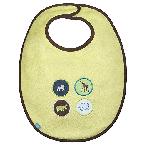 Lassig Waterproof Bib, Savannah Petrol, Medium