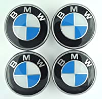 Xtremeamazing 4x 68mm Wheel Center Caps For Bmw Bluesilverwhite from XtremeAmazing