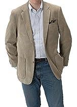 Afazzy Chestnut Travel Blazer Size = 38R