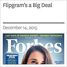 Flipgram's a Big Deal (       UNABRIDGED) by Kathleen Chaykowski Narrated by Daniel May