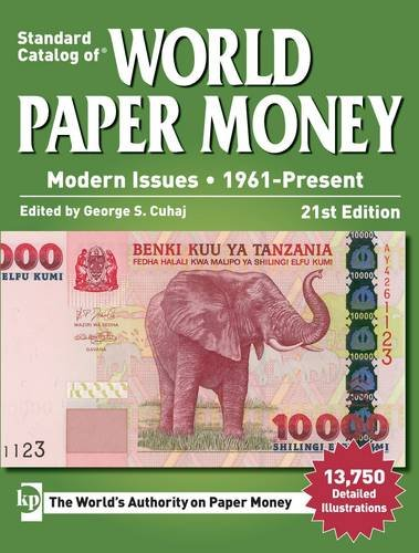 Standard Catalog of World Paper Money, Modern Issues, 1961-Present (World Paper Currency compare prices)