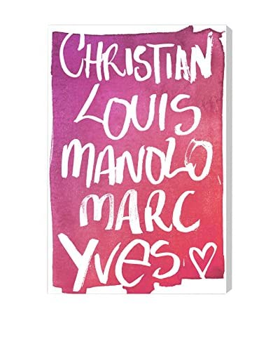 Oliver Gal Artist Co. Boys In My Life, Multi, 30 x 20