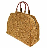 Deluxe Mary Poppins Carpet Bag (Paisley)
