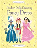 Emily Bone Fancy Dress (Usborne Sticker Dolly Dressing)