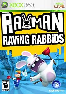 Rayman Raving Rabbids - Xbox 360