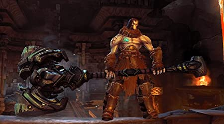 Darksiders 2 DLC - Fletcher's Crow Hammer [Download]