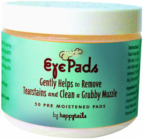 happytails Canine Spa Line Eye Pads