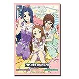 ブシロードスリーブコレクションHG (ハイグレード) Vol.156 アイドルマスター 『あずさ、伊織、律子』