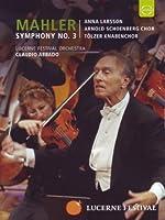 Mahler : Symphonie N° 3 [(+booklet)]