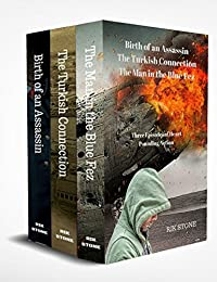 Birth Of An Assassin, Books 1-3 by Rik Stone ebook deal