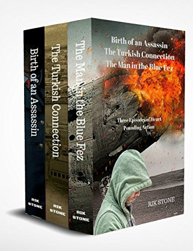 Birth Of An Assassin Box Set by Rik Stone ebook deal