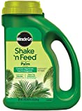 Miracle-Gro Shake 'n Feed Continuous Release Palm Plant Food, 4.5-Pound (Slow Release Plant Fertilizer)