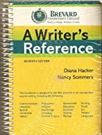 A Writer's Reference (Custom for Brevard Community College)