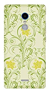 WOW Printed Designer Mobile Case Back Cover For LYF Water 7