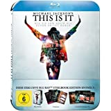 "Michael Jackson's This Is It (Ultimate Fan Collector`s Edition im Steelbook) [Blu-ray]von ""Michael Jackson"""