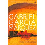 Love in the Time of Choleraby Gabriel Garcia Marquez
