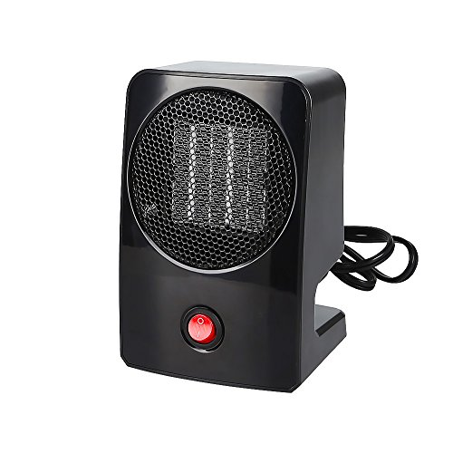 LAGUTE Portable Heater Tabletop/Floor with Thermostat (Small Portable Kerosene Heater compare prices)