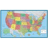 24x36 United States, USA Classic Elite Wall Map Laminated