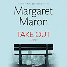 Take Out Audiobook by Margaret Maron Narrated by Courtney Patterson