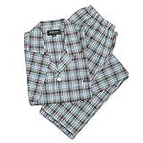 (リーガル)REGAL REGAL リーガル パジャマ 綿100% 半袖テーラー 上下セット
