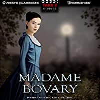 Madame Bovary audio book