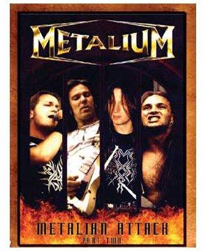 Metalium - Matalian Attack Ii