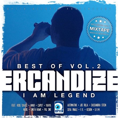 Cover: Ercandize - I am Legend - Best Of Vol. 2 (2008)