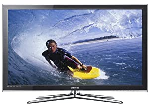 Samsung UN46C6800 46-Inch 1080p 120 Hz LED HDTV (Black)