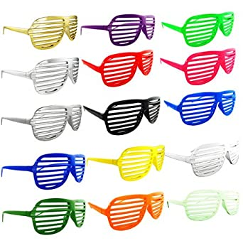 Party Rock Shades Assorted colors