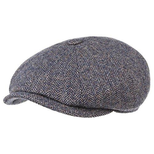 stetson-mens-hatteras-woolrich-cap-58-cm-blue