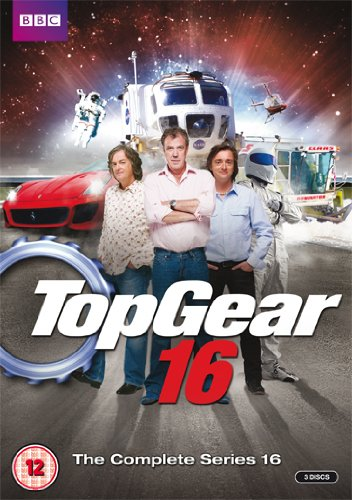 Top Gear - Series 16 [DVD]