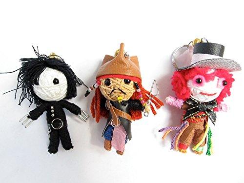 johnny-depp-voodoo-string-doll-set-keychain-lucky-charm
