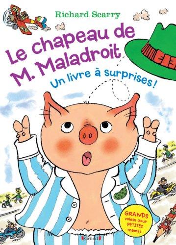 Le chapeau de M. Maladroit : Un livre  PDF