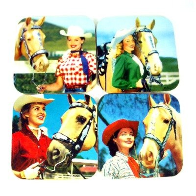 Acquisition Cowgirl Coasters online