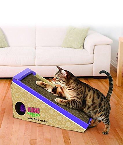 kong-naturals-incline-scratcher-cat-toy