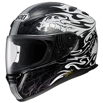 ショウエイ(SHOEI) XR-1100 BEOWULF TC-6(WHITE/BLACK) L 59-60cm