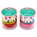 Dr. Oetker 75 Fun Baking Cases (Pack of 6)