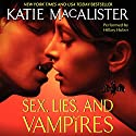 Sex, Lies, and Vampires Audiobook by Katie MacAlister Narrated by Hillary Huber