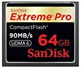 Sandisk 64GB Extreme Professional Compact Flash Card 90MBS Picture
