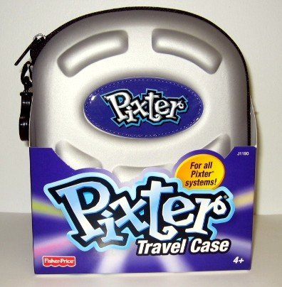 Pixter Travel Case - Silver - 1