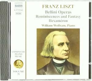 V  31: Liszt Piano Edition (Re